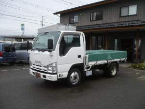 いすゞ エルフトラック フルフラットロー 4WD 10尺平ボディ 1.5t