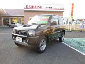スズキ ジムニー ワイルドウインド 4WD オートマ キーレス CDMD