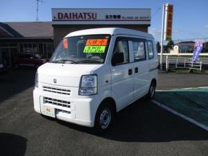 スズキ エブリイ PA 4WD 5速マニュアル エアコン エアバック