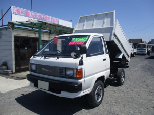 トヨタ タウンエーストラック  4WD 深アオリダンプ 土砂禁止登録