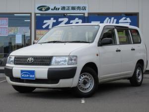 トヨタ プロボックスバン DXコンフォートパッケージ 4WD ナビ