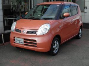 日産 モコ E ベンチシート AT AW CD フルフラット ABS