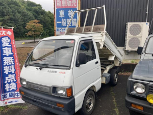 ダイハツ ハイゼットトラック  4WD ダンプ 4速MT