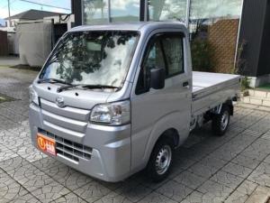ダイハツ ハイゼットトラック スタンダードSAIII 4WD ワンオーナー 禁煙車 スマートアシストIIIt 展示車