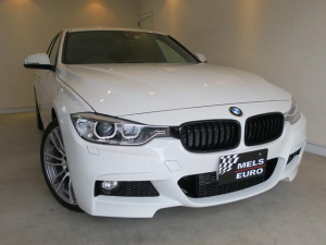 BMW 3シリーズ 320d Mスポーツ ワンオーナー 衝突軽減ブレーキ 禁煙車