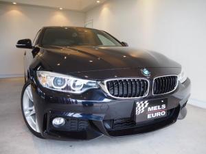 BMW 4シリーズ 420iMスポーツxDrive グランクーペ ACC 禁煙車