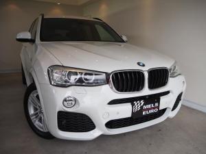BMW X3 xDrive 20d Mスポーツ 禁煙車 パノラマサンルーフ
