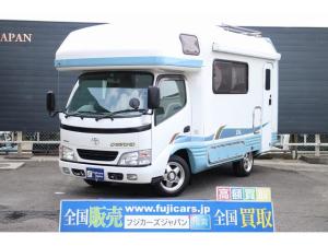 トヨタ カムロード キャンピング バンテックジル 4WD FFヒーター 冷蔵庫
