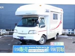 日産 バネットトラック キャンピング ホワイトハウス ツアラー480 4WD ターボ