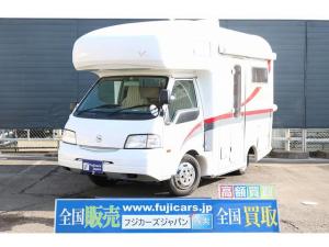 日産 バネットトラック キャンピング カトーモーター ボーノ タイプB 4WD