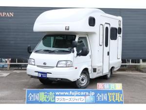 マツダ ボンゴトラック キャンピング AtoZ アミティ 4WD ウィンドウエアコン