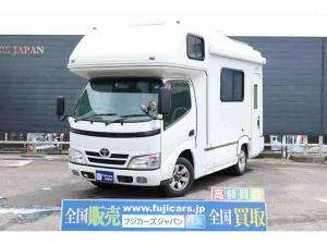 トヨタ カムロード キャンピング ナッツRV ミラージュ 4WD ルーフエアコン