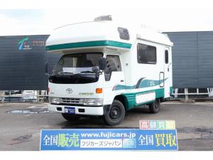 トヨタ カムロード キャンピング カムロードバンテックジル 4WD FFヒーター