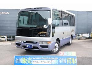 日産 シビリアンバス キャンピング RVビックフット ミュー 2WD 後付ターボ