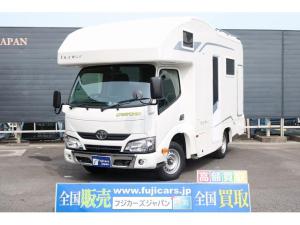トヨタ カムロード キャンピング バンテック コルドバンクス 4WD 寒冷地仕様