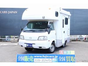 マツダ ボンゴトラック キャンピング AtoZ アミティ 4WD ウインドウエアコン