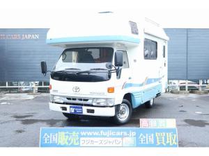 トヨタ トヨエース キャンピング バンテック ジル 4WD ソーラーパネル