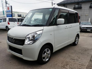 i日産 ルークス E AC PW AT