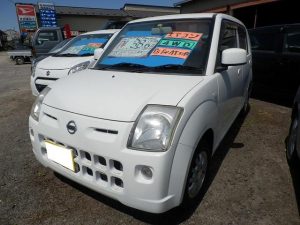 i日産 ピノ S FOUR 4WD AT PW ABS エアバック