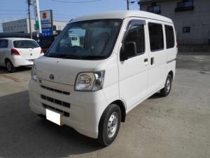 トヨタ ピクシスバン  4WD PS AC F5 エアB ナビTV ETC