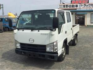 マツダ タイタントラック Wキャブフルワイドロー ディーゼル 5速マニュアル ABS