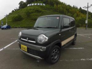 スズキ ハスラー G 4WD 5速マニュアル シートヒーター