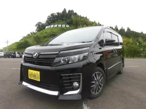 トヨタ ヴォクシー ZSカーナビTV バックモニター Bluetooth ETC
