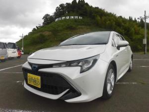 トヨタ カローラスポーツ ハイブリッドG 1.8G LEDヘッドライト スマートキー プッシュスタート クルーズコントロール パドルシフト