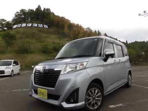 トヨタ ルーミー X S スマートアシスト 寒冷地仕様 カーナビ フルセグTV Bluetooth対応 バックモニター ドラレコ 障害物センサー シートヒーター