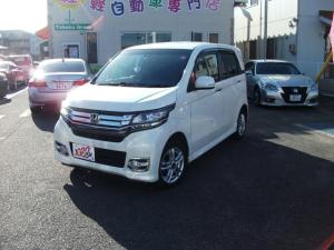 ホンダ N-WGNカスタム G・ターボパッケージ 4WD オーディオ ナビ キセノン