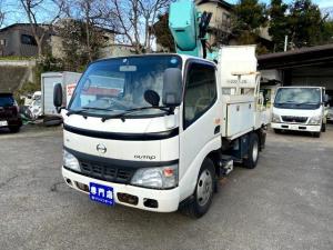 日野 デュトロ 高所作業車 アイチSS10A 200kgバケット 9.7m