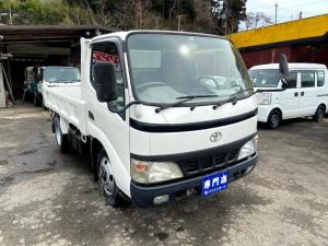 トヨタ ダイナトラック ダンプ 3t 4ナンバー 外装仕上済 低床 5速マニュアル