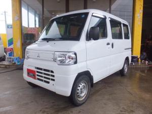 三菱 ミニキャブバン CD 4WD オートマ