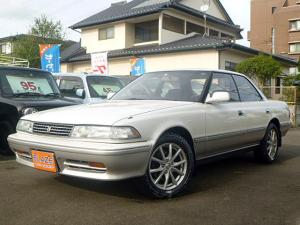 トヨタ マークII GTツインターボ フルオリジナル 1JZ 直6 ツインターボ