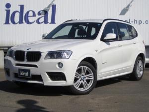 BMW X3 xDrive 20d Mスポーツ 半革 フルセグナビ HID