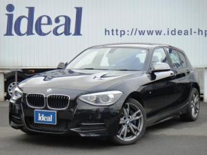BMW 1シリーズ M135i 純正ナビ キセノン Bカメラ 電動シート ETC