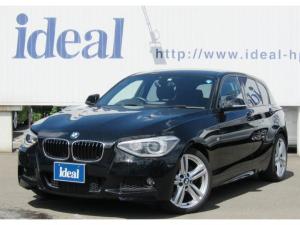 BMW 1シリーズ 116i Mスポーツ 純正ナビ キセノン Bカメラ ETC