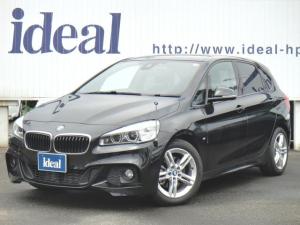 BMW 2シリーズ 218iアクティブツアラー Mスポーツ LED 純正ナビ