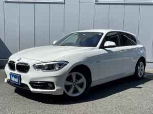 BMW 1シリーズ 118i スポーツ LEDライト 純正ナビ Bカメラ ETC