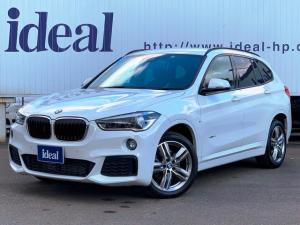 BMW X1 sDrive 18i Mスポーツ 純正ナビ キセノン Bカメラ インテリセーフ
