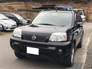 日産 エクストレイル Sドライビングギア 4WD ナビTV キーレスキー 記録簿