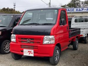 ホンダ アクティトラック SDX 4WD AC MT 軽トラック 色替え
