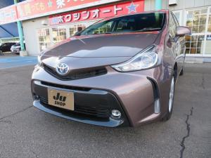 トヨタ プリウスアルファ S 純正メモリーナビTV キーレス バックカメラ