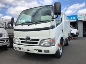 トヨタ ダイナトラック 冷凍冷蔵車ー7℃ 4WD