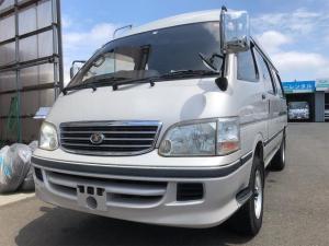 トヨタ ハイエースワゴン グランドキャビンG-p 4WD