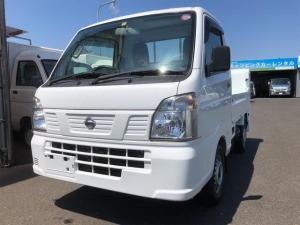 日産 NT100クリッパートラック  リア垂直ゲートリフター付 4WD