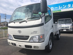 トヨタ ダイナトラック ロングSシングルジャストロー 4WD