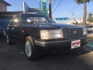 トヨタ クラウン スーパーサルーンエクストラ ナビ ETC