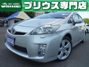 トヨタ プリウス Sツーリングセレクション 純正SDナビ・地デジ・ETC