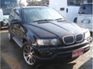 BMW X5 3.0i 4WD サンルーフ ディーラー車 右ハンドル